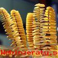 Krájač zemiakov na dlhé špirály