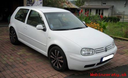 VW Golf IV ( 4 ) 1. 6, skvely stav