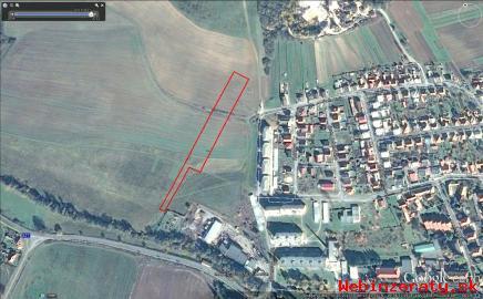 Pozemky pre rodinné domy, Pliešovce, 546