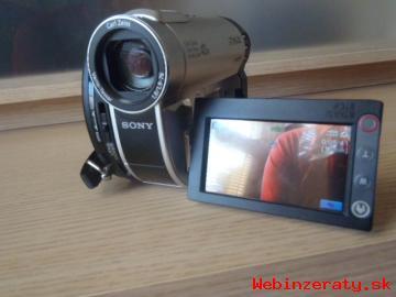 Sony DVD DCR 110 Hybrid