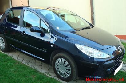 Peugeot 307 1.  6 HDI Comfort,TOP STAV