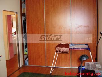 2-izb. byt na Jaskovom rade - Nové Mesto