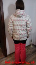 dievčenská lyžiarska súprava v. 164