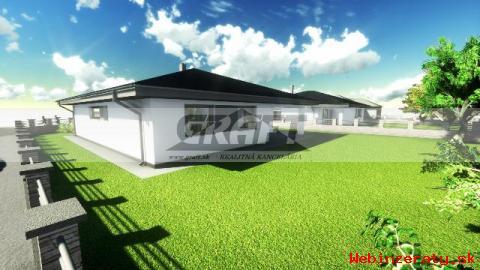 RK-GRAFT ponúka 4-izb.  RD D. Lužná