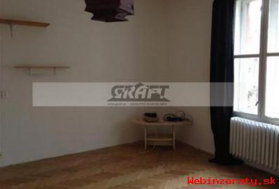 RK-GRAFT ponúka 2-izb.  byt Okaníkova ul