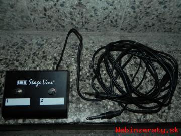 Lampové kombo IMG Stage line GAT-1250R