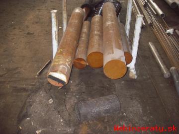 Oceľová tyč kruhová 140mm