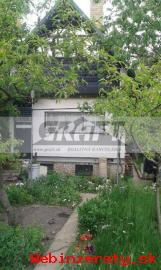 RK-GRAFT ponúka Murovanú chatu Devínske