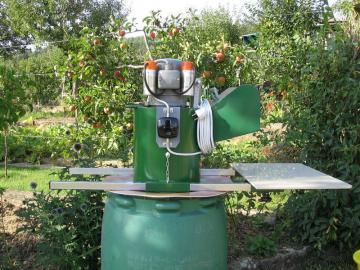 Predám drvič ovocia - nový