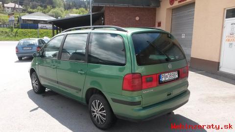 Predám Volkswagen Sharan