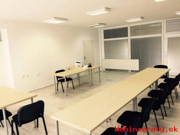 Prenájom učební, rokovacích miestností
