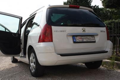 Peugeot 307SW, 1,6HDI