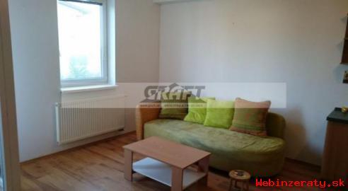 RK-GRAFT ponúka 1-izb.  byt Čerešňová ul
