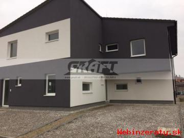 RK GRAFT ponúka 3-izb.  novostavbu bytu