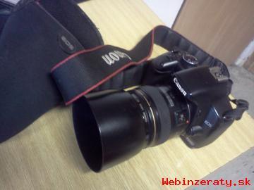 Canon 450D, CANON EF 85mm f/1. 8 USM, ca