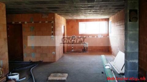 4-izb.  rozostavaný bungalov Zálesie