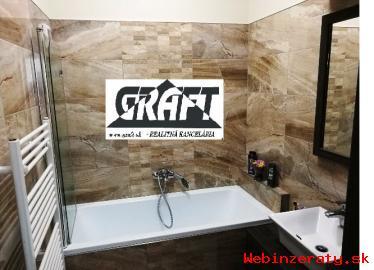 RK-GRAFT ponúka 3-izb.  byt Bernolákovo