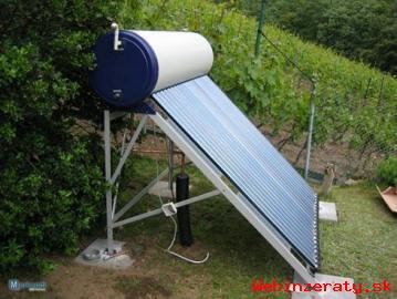Aschoff Solar - solární systém za super