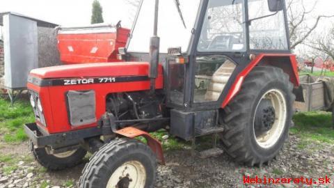 Predám traktor 7711