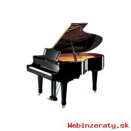 doucovanie klavir BA