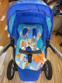 Maxi-Cosi - MURA 3 Modrej farby