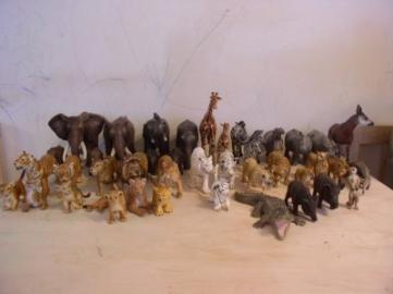 Zvieratká SCHLEICH