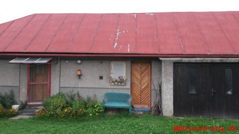 Predám Rodinný Dom
