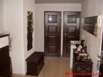 4 izbový tehlový byt - 112 m2