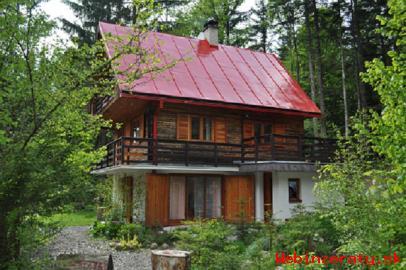Prenajmem chatu v Nizkych Tatrach