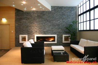 Prírodný štiepaný kameň -obklad, dlažba