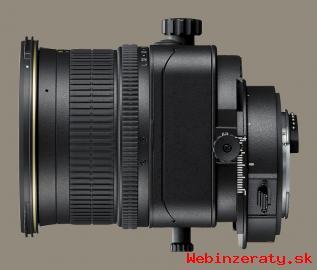 PC Micro Nikkor 85mm 1:2. 8D - Tilt/Shif