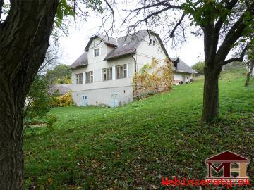 Predaj rodinný dom s pozemkom Krupina