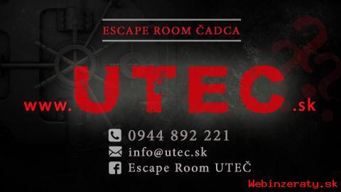 Escape Room vynikajúca úniková hra pre 2