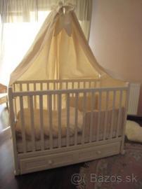 Predám posteiľku Jacadi 120x60 cm
