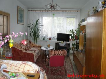 3-izb.  byt, 63 m2, rekonštruovaný, Svit