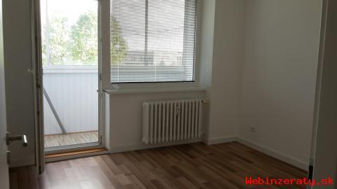 Nadštandarný 3-izbový byt s Loggiou