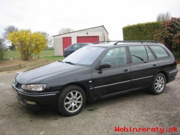 Peugeot 406 kombi 2. 2 HDi 136 Sport pac