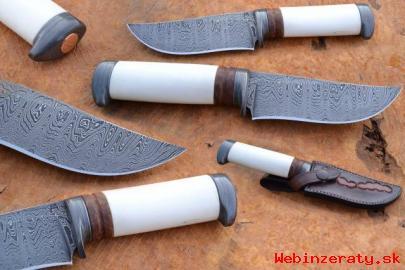 Umělecké kovářství, nožířství