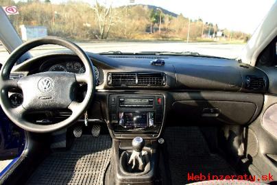 Predám VW Passat Variant 6-rýchlostný