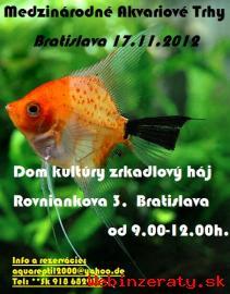 Medzinárodné Akvariové trhy Bratislava