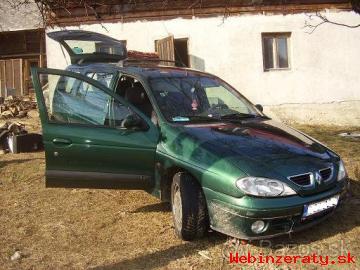 Lacno predám Renault Megane 1. 9tdi komb