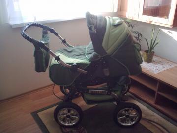 Kočík Adbor Baby lux