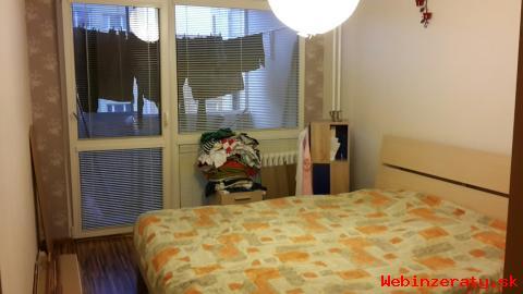4-izbový byt, Bukureštská ulica, OV