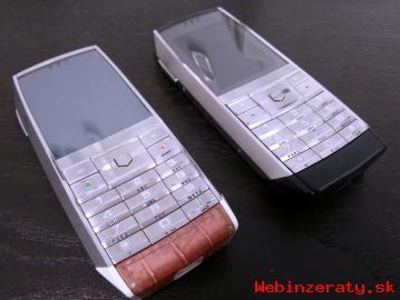 Predám mobilný telefón Tag Heuer Meridis