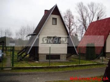 RK-GRAFT ponúka murovanú chatu - Lozorn
