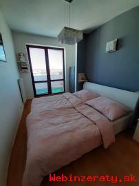 Prenájom 2-izbového bytu - Chorvátsky Gr