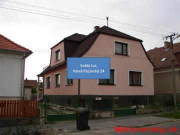 Predám rodinný dom vo Svätom Juri
