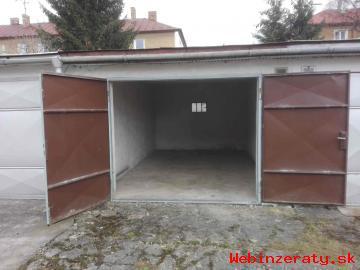 dám do prenájmu garáž v Lipt.  Mikuláši