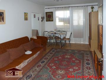 Predaj veľký 2-izbový byt s balkónom KRU