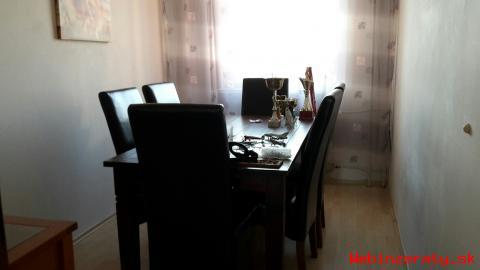 3-izbový byt, Bukureštská, OV, rekonštr.